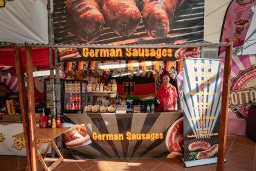 German Sauages