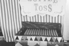 Vintage Bottle Toss